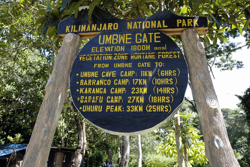 """The Umbwe route is referred as Extreme Route due to its relatively extreme nature. Umbwe route starts off from the east of the ...[themify_button bgcolor=""""green"""" size=""""large"""" link=""""https://trekandhideadventures.com/umbwe-route/"""" style=""""button""""]Read More[/themify_button]"""