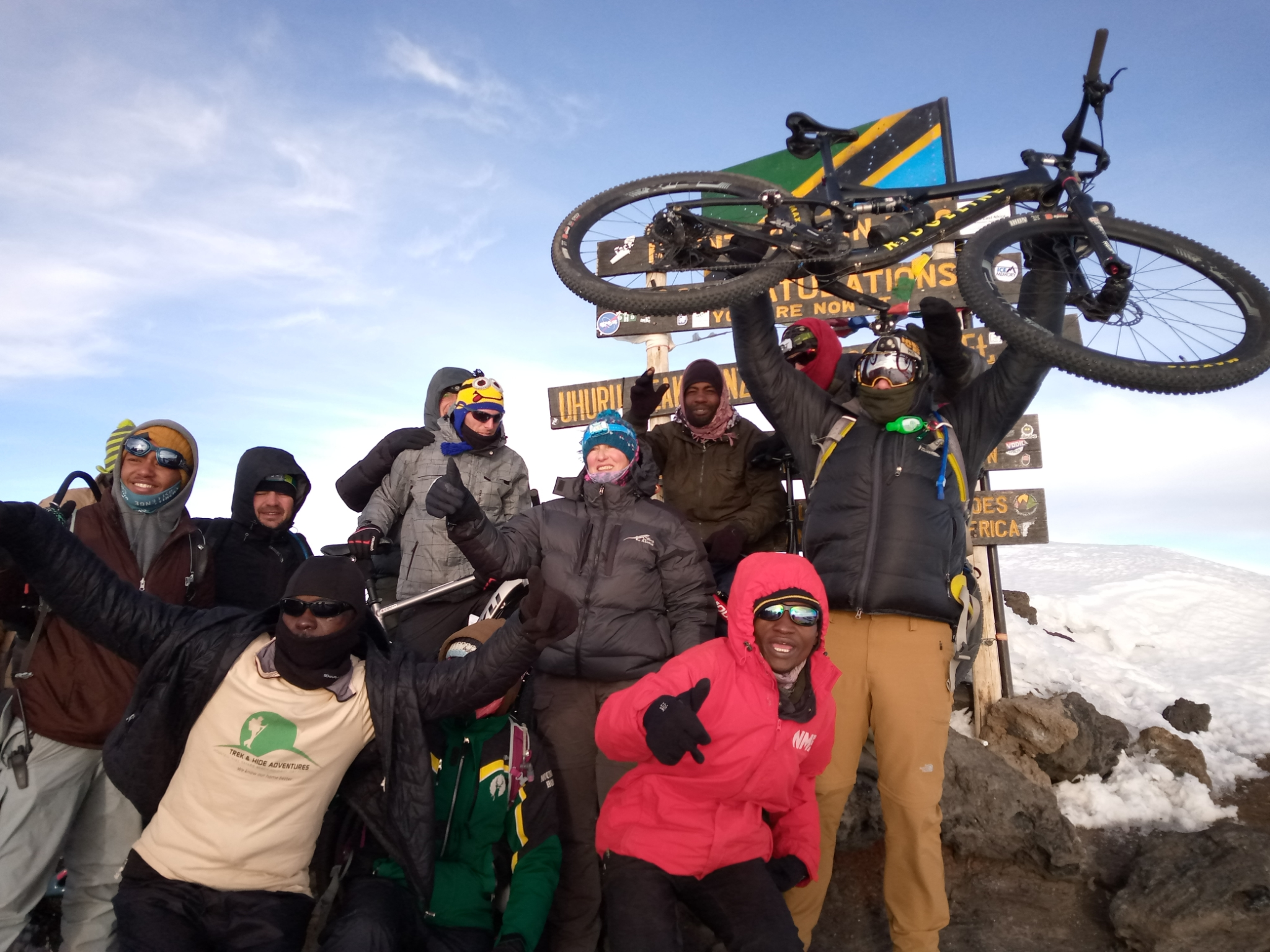 """Our Cycling Challenge from Kilimanjaro to Ngorongoro Conservation Area takes us through Tanzania's lush green forests to dry bush lands, remote villages to bustling towns and from lakeside shores to plantations!    [themify_button bgcolor=""""green"""" size=""""large"""" link=""""https://trekandhideadventures.com/cycle-kilimanjaro-to-ngorongoro/"""" style=""""button""""]Read More[/themify_button]"""